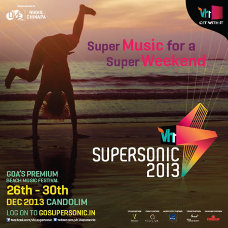 Supersonic 2013 Goa